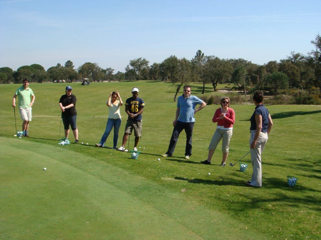 Golfvaardigheidsbewijs halen