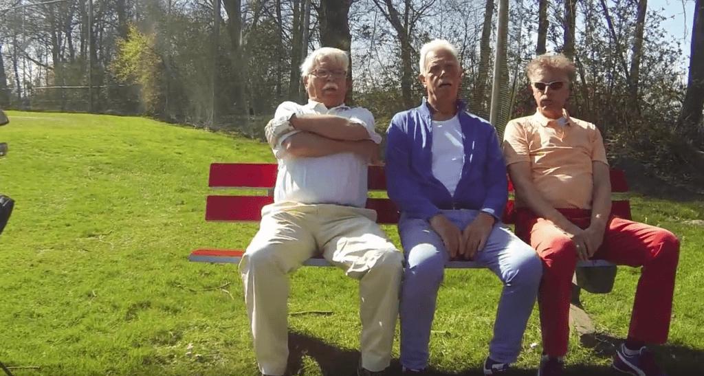 De Krasse Golf Knarren aflevering 1